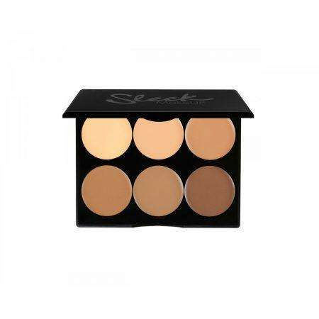 Sleek Makeup Cream Contour Kit MEDIUM