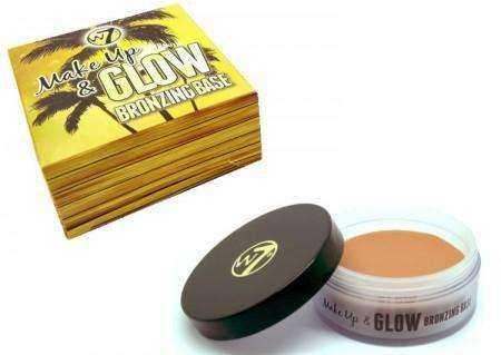 Make up and Glow Bronzing Base