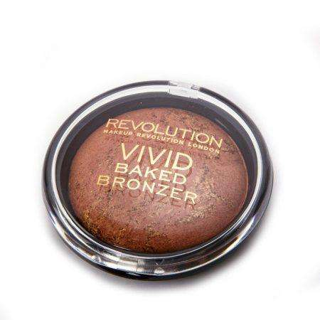 Makeup Revolution Baked Bronze Bronzed FAME