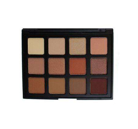 Morphe Brushes Natural Beauty Palette 12NB