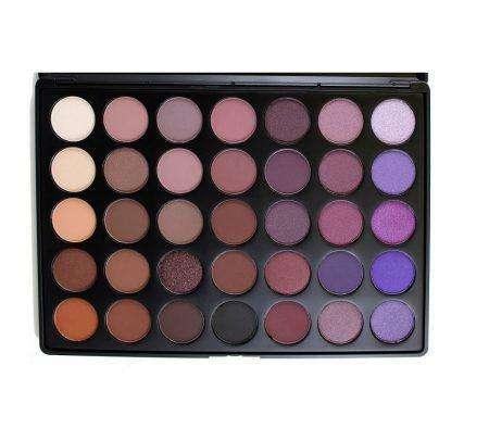 Morphe Brushes 35P Plum Eyeshadow Palette