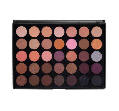 Morphe Brushes 35 Warm Palette