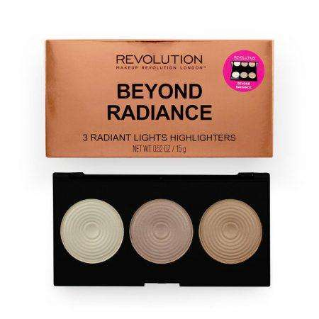 Makeup Revolution Highlighter Palette BEYOND Radiance