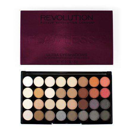 Makeup Revolution 32 Eyeshadow Palette FLAWLESS 2
