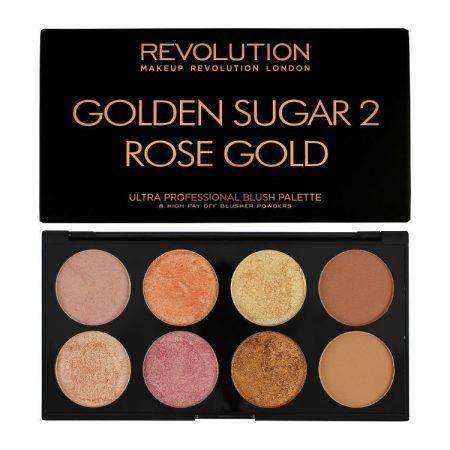 Makeup Revolution Golden Sugar 2 ROSE GOLD