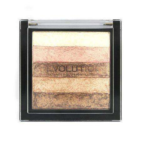 Makeup Revolution Vivid Shimmer Brick Radiant