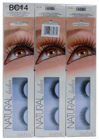 Technic Natural Lashes BC 14