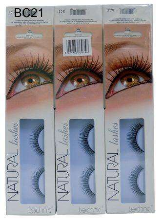 Technic Natural Eyelashes BC21