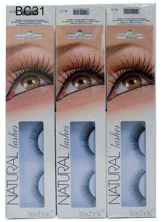Technic Natural Eyelashes BC31