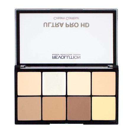 Cream Contour Palette Fair