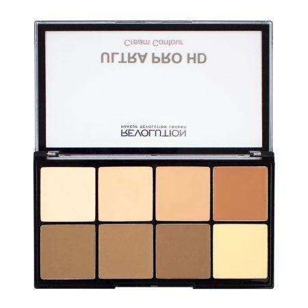 Cream Contour Palette Light Medium