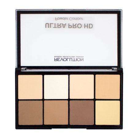 Powder Contour Palette Fair