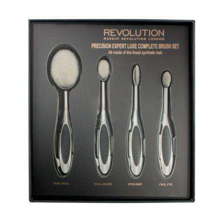 Makeup Revolution Precision Expert LUXE Complete Brush Set