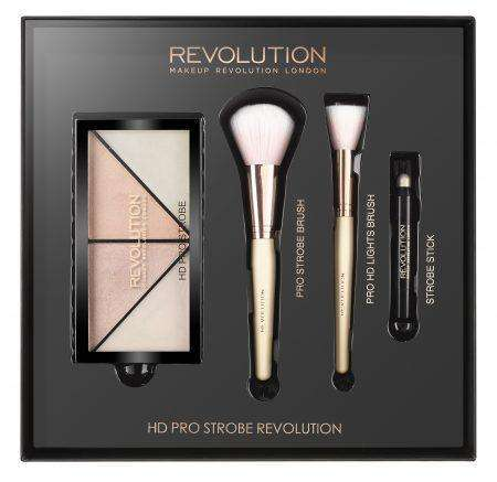 Makeup Revolution HD Pro Strobe Revolution Gift Set
