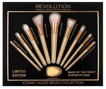 Iconic Nudes Brush Collection