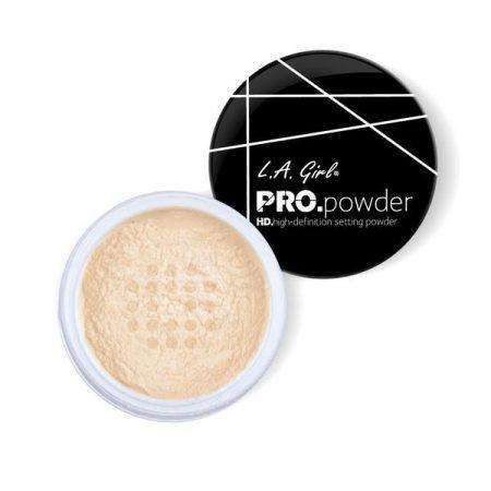 LA Girl HD PRO Setting Powder Banana Yellow