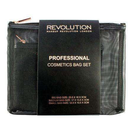 Makeup Revolution Professional Cosmetic Bag Set