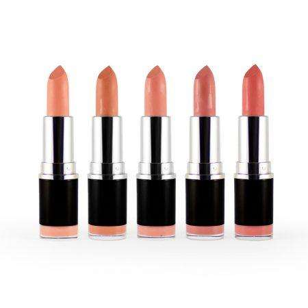 Freedom Pro Lipstick Naked Mattes Collection