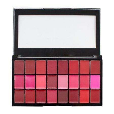 Freedom Pro Lipstick Palette Reds