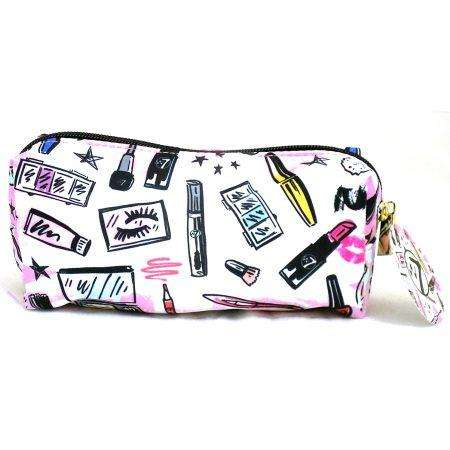 W7 Small Cosmetic Bag Cosmetic Print