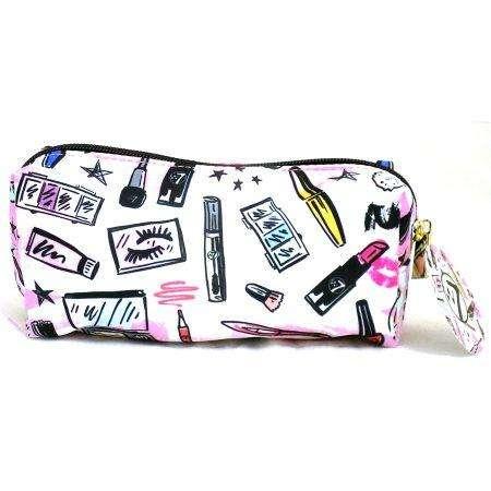 W7 Small Cosmetic Bag Cosmetic Print