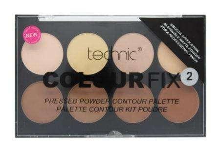 Pressed Powder Contour Palette
