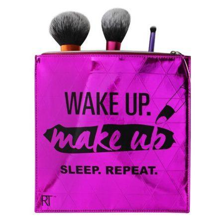 Real Techniques Wakeup Makeup Bag
