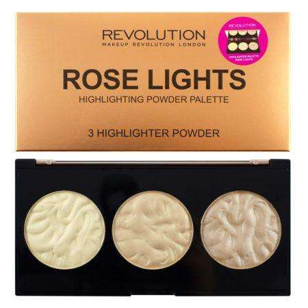 Rose Lights Highlighter Palette