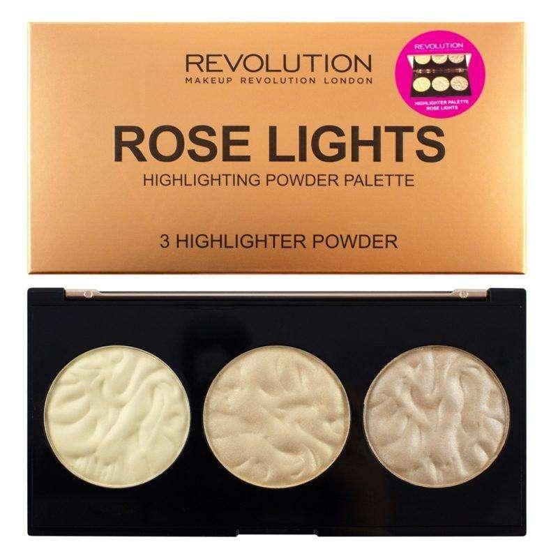 Rose Lights Highlighter Palette