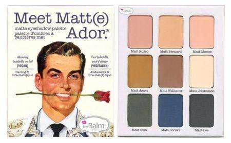 Meet Matte Ador