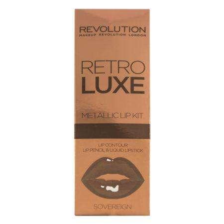 Retro Luxe Kits Metallic Sovereign