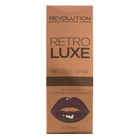 Retro Luxe Kits Metallic Worth It
