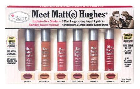 Meet Matte Hughes Mini Kit