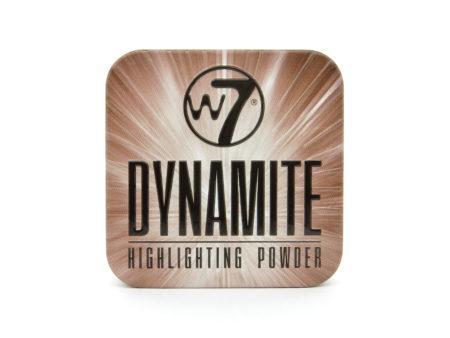 W7 Dynamite Explosion