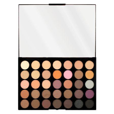 Makeup Revolution Amplified 35 Neutrals Warm