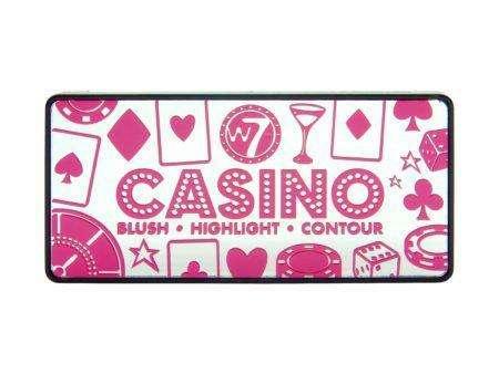 W7 Makeup Casino