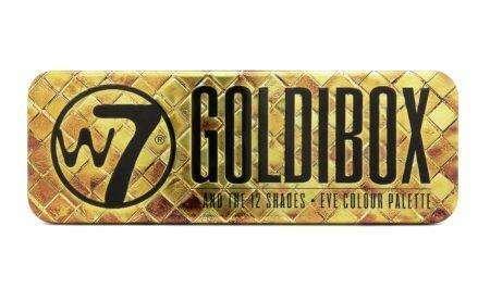 W7 Makeup Goldibox