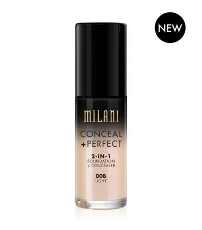 Milani Foundation Concealer 00B LIGHT