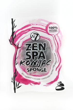W7 Zen Spa Konjac Sponge