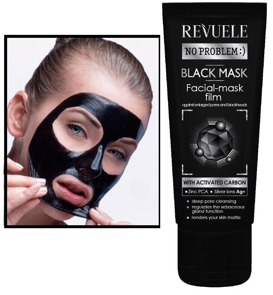 Revuele Peel Off Black Mask