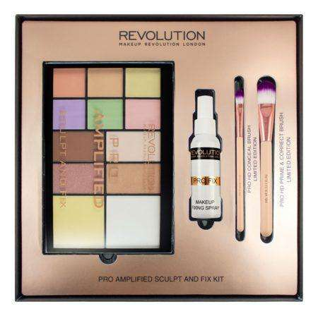 Makeup Revolution Amplified Sculpt and Fix
