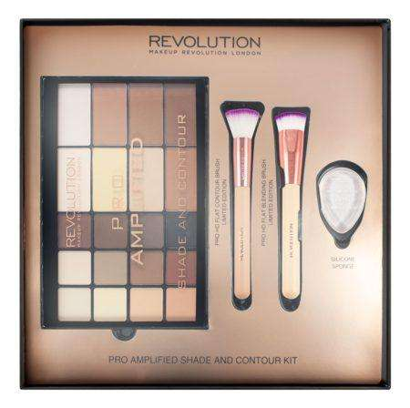 Makeup Revolution Amplified Shade and Contour