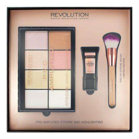 Makeup Revolution Amplified Strobe and Highlighting