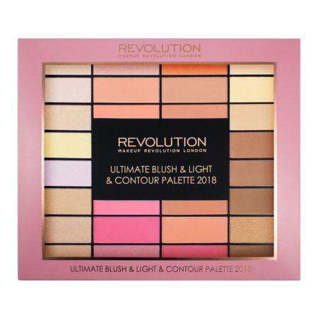 Makeup Revolution Blush Light Contour Palette