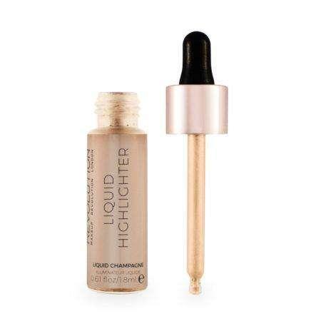 Makeup Revolution Liquid Highlighter Liquid Champagne