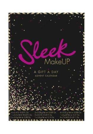 Sleek MakeUP A Gift A Day Advent Calendar