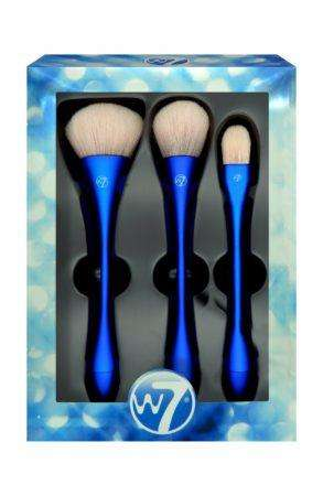 W7 Professional Blue Brush Set