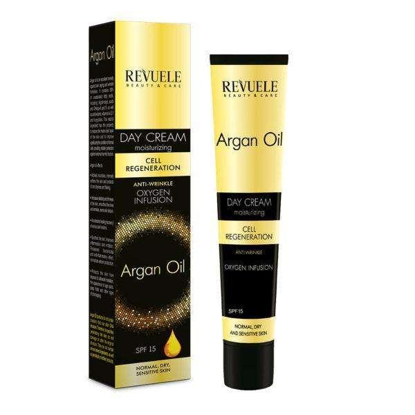 REVUELE Argan Oil Day Cream Face kopen