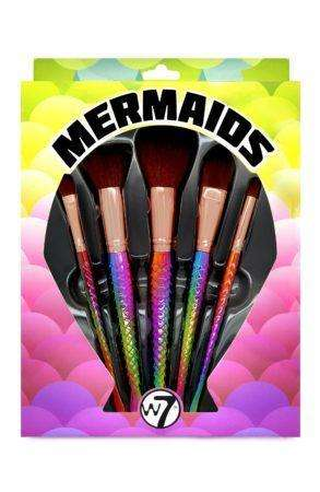 W7 Mermaid Brush Set