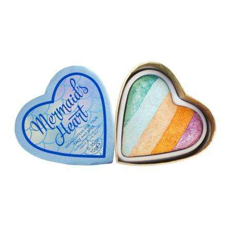 I Heart Makeup Mermaids Heart Highlighter
